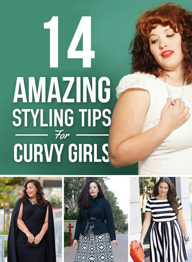 3c48ce0bd59 14 Amazing Styling Tips For Curvy Girls