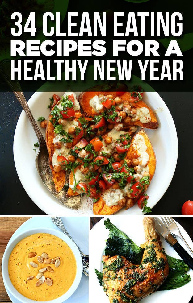 34 clean eating recipes youll actually want to eat share on facebook share forumfinder Choice Image