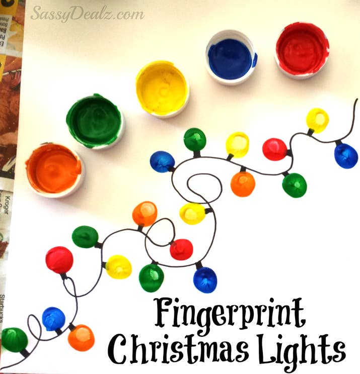 23 diy christmas cards you can make in under an hour this hands on christmas card solutioingenieria Images
