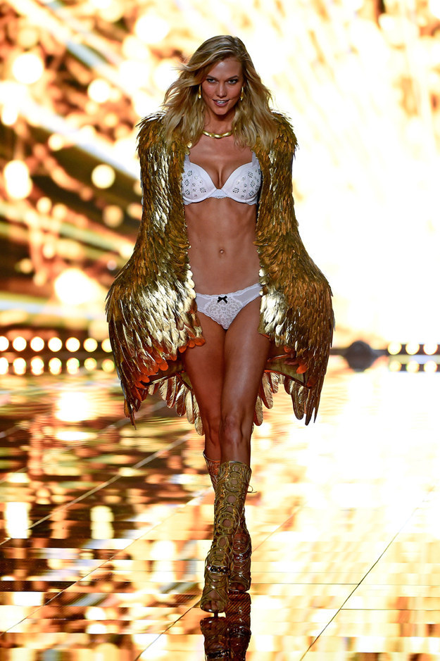 27 Of The Craziest Looks From The Victoria 39 S Secret Fashion Show