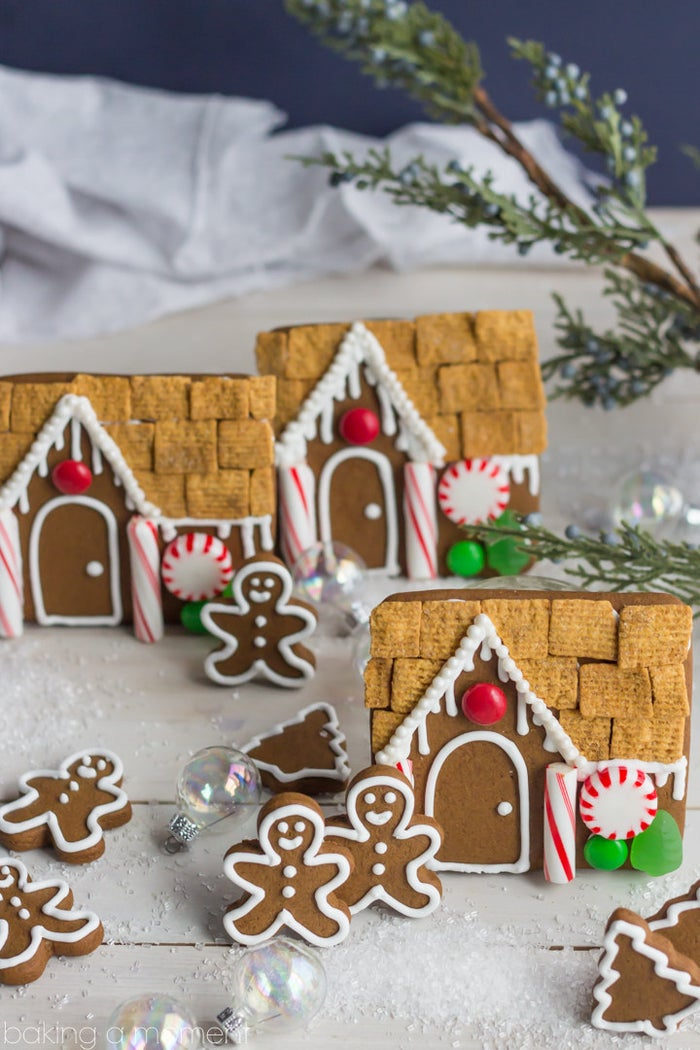Show off your decorating game with these adorable houses. Get the recipe here.