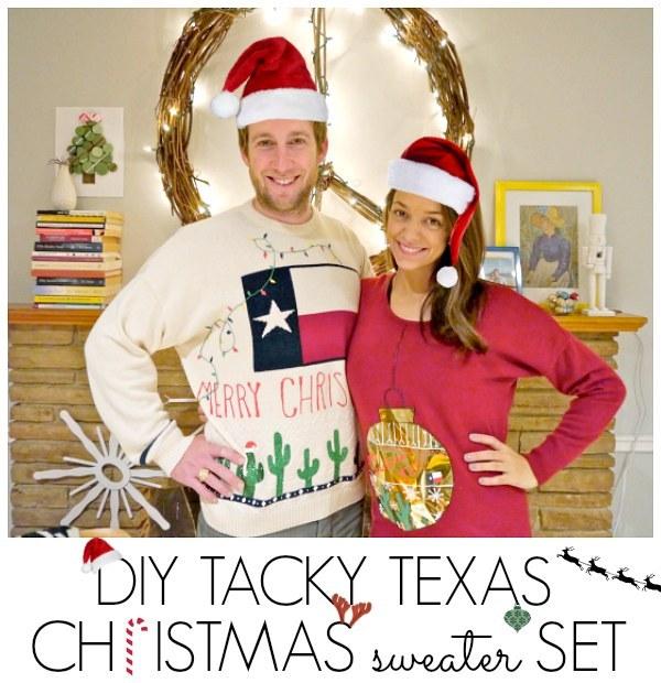 Diy Christmas Tree Sweater: 27 Ugly Sweater DIYs That Will Make Santa Cry