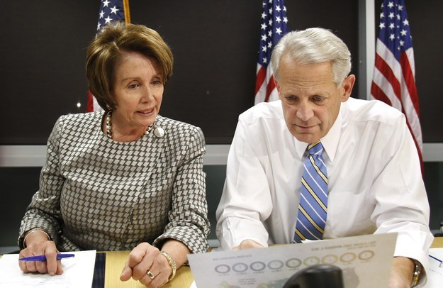Leadership Tries To Calm Angry Democrats With Post-2014 Strategy