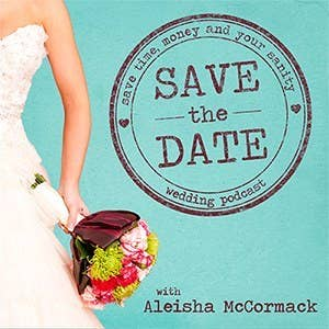 Getting hitched? Save The Date Wedding Podcast is a Podcast about all things weddingy hosted by comedian and author Aleisha McCormack. She brings wedding planning to your ears. Each episode features wedding bloggers, experts and segments like 'ask a used car salesman', tips on negotiating and getting the biggest bang for your buck. Interviews with uber wedding blogger Rock N Roll Bride and a quirky storytelling makes this a fun listen for Brides and Grooms to be.Funny and helpful. Great combo.