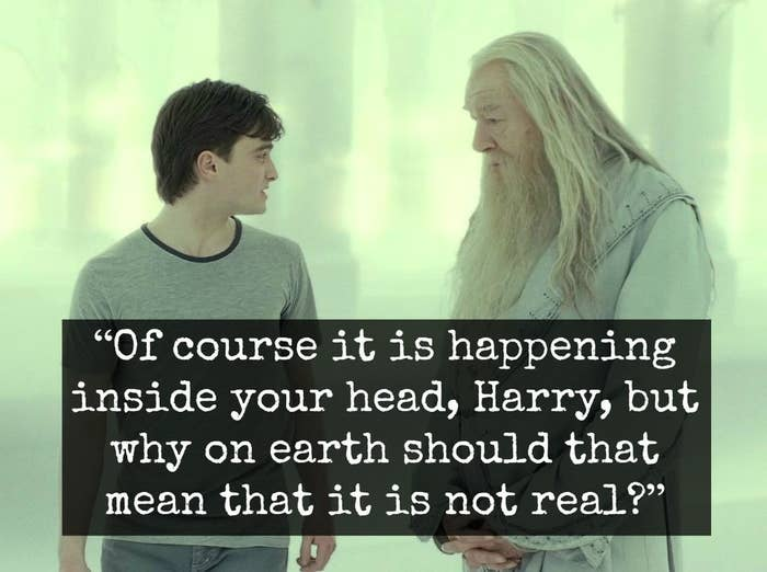 Harry potter dating quotes