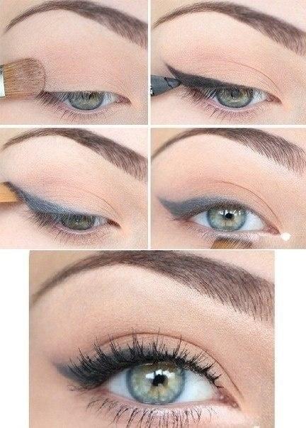 Cat eye gris: