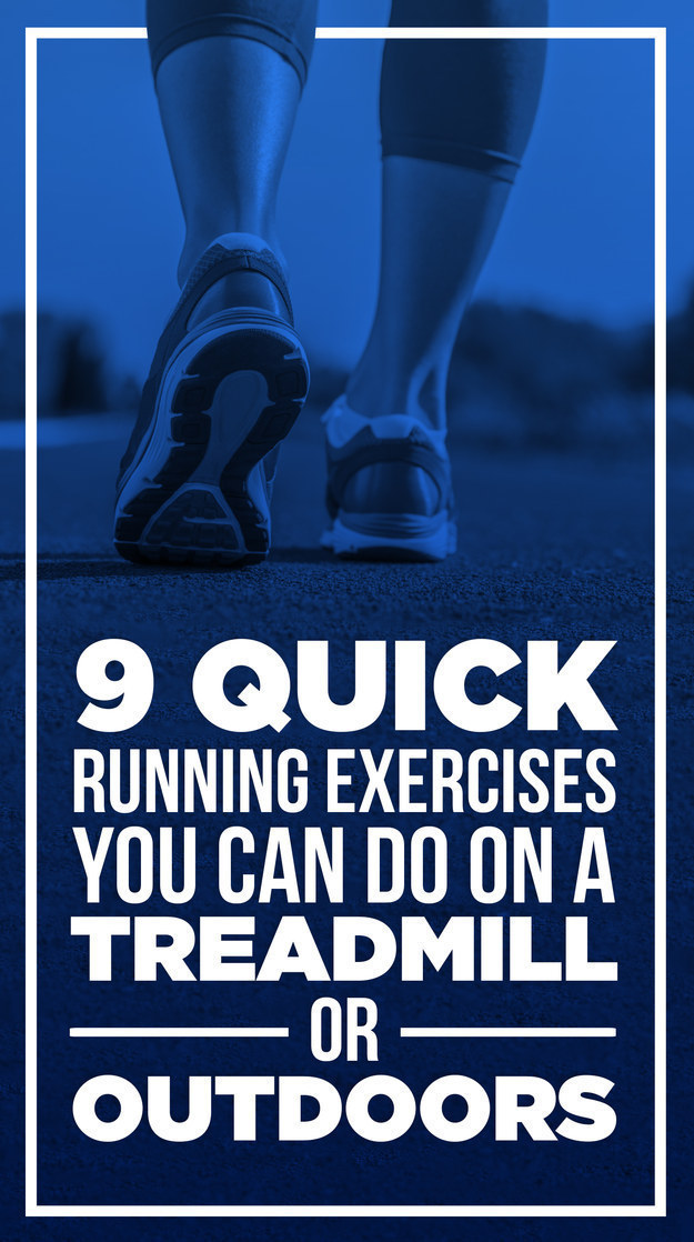 9 Running Workouts You Can Do In 30 Minutes Or Less