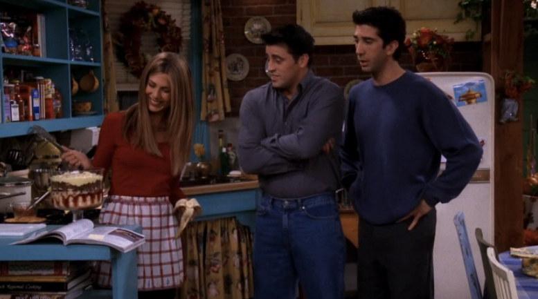 Ross och Laura dating Tiger Beat