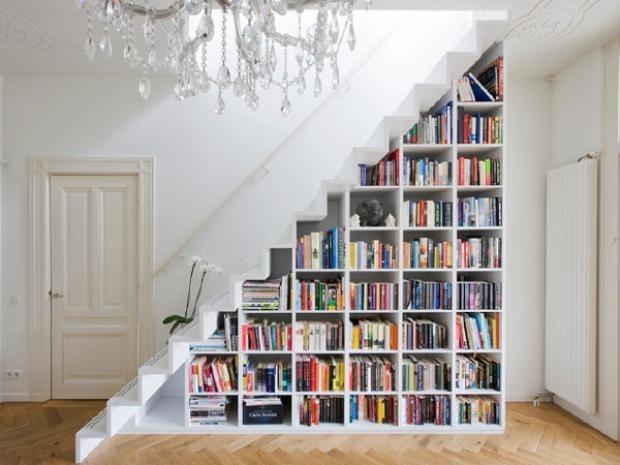 crea un lugar especial para todos tus libros valiosos