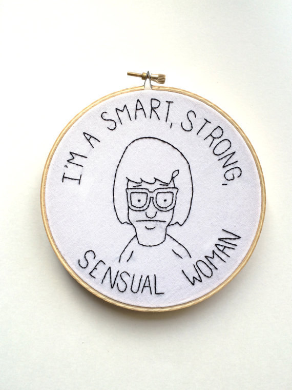 Motivational embroideries you ll actually want to own