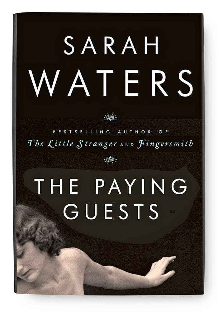 """At first, The Paying Guests seems like a lovely, detailed historical novel about the lives of two women who are forced to take on lodgers after WWII. The main character, Frances, is a bit of a mystery, and the suspense and tension grows as the lodgers and Frances develop a psychologically intense relationship that eventually turns sexual. Waters builds the suspense and tension to the point where I had myself doubting the motives of every character. It is not often that I'm surprised by the end of a novel, but The Paying Guests did not disappoint."" -Bry"