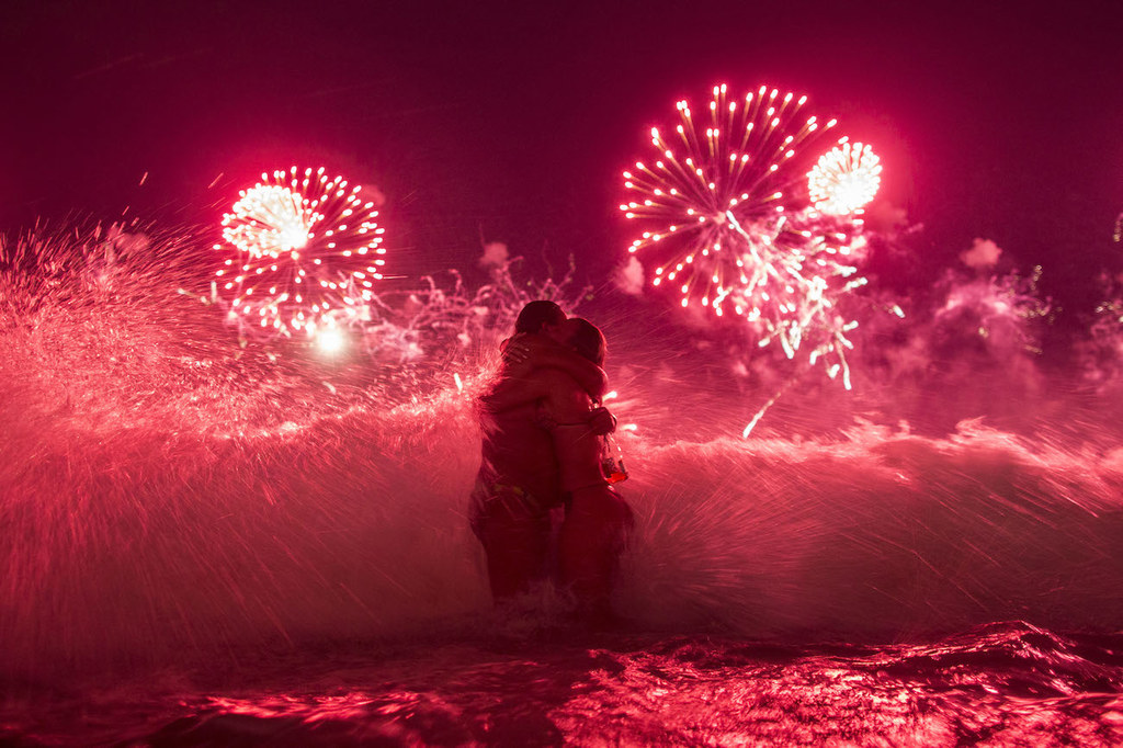 Festive And Beautiful Photos Of New Year's Eve Celebrations Around The Globe