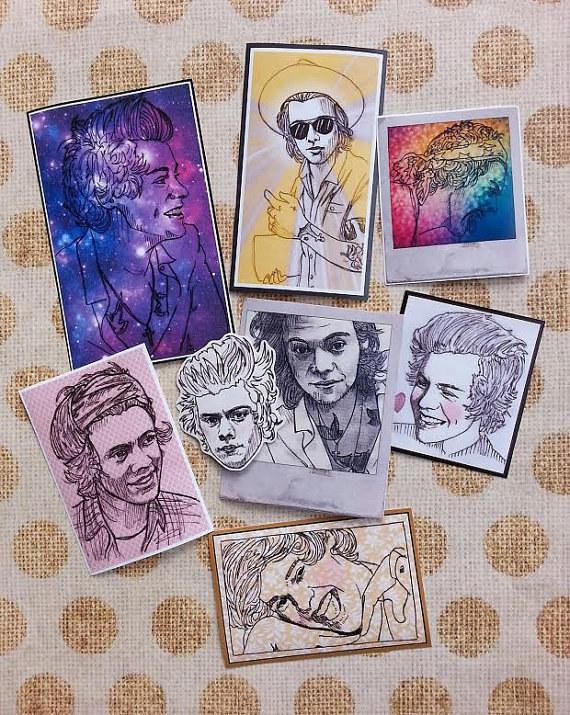 Harry Styles Tattoo List 2015