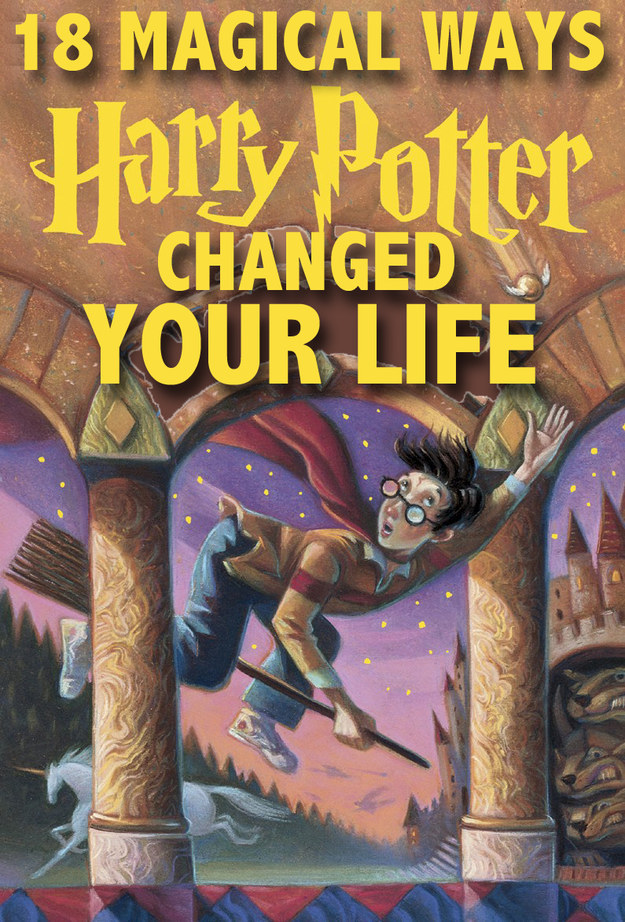 harry potter and a life changed essay Personal experience, autobiography - harry potter and a life changed.