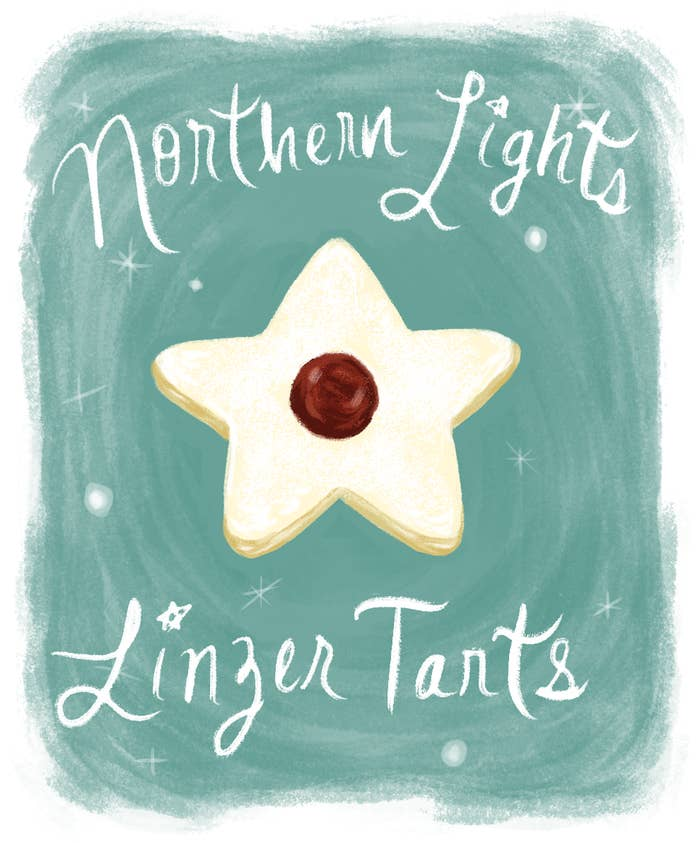 What could be better than a jam-filled cookie in the shape of the North Star? Get directions here.