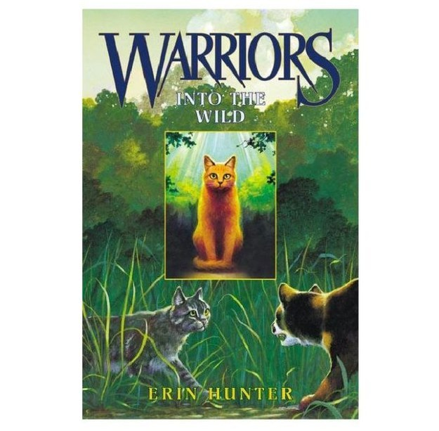 Book Trailer For Warriors Into The Wild: 34 Must-Read Books For Cat Lovers