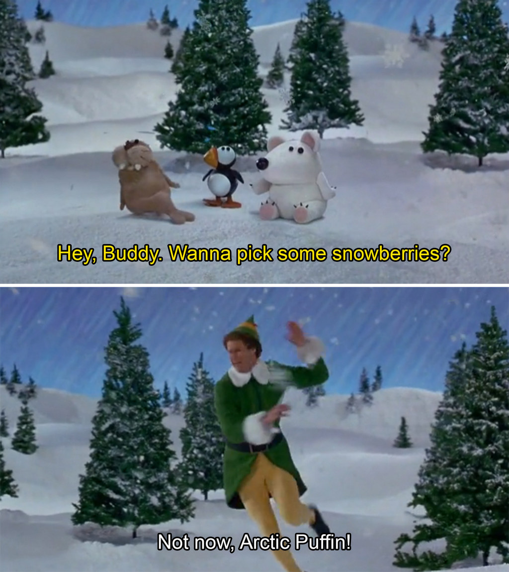 """Movie Quotes: 34 """"Elf"""" Quotes That Never Get Old"""