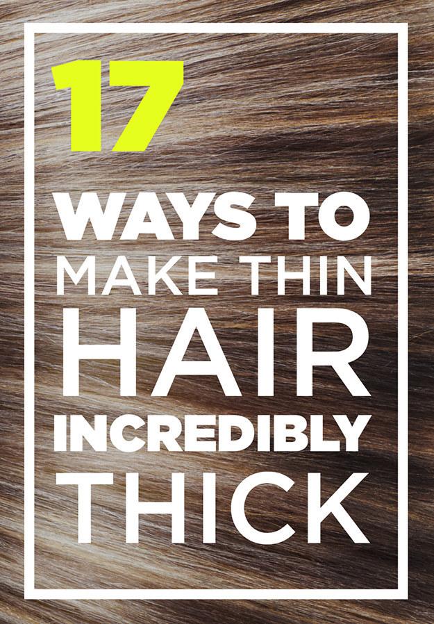 Best haircuts to make hair look fuller