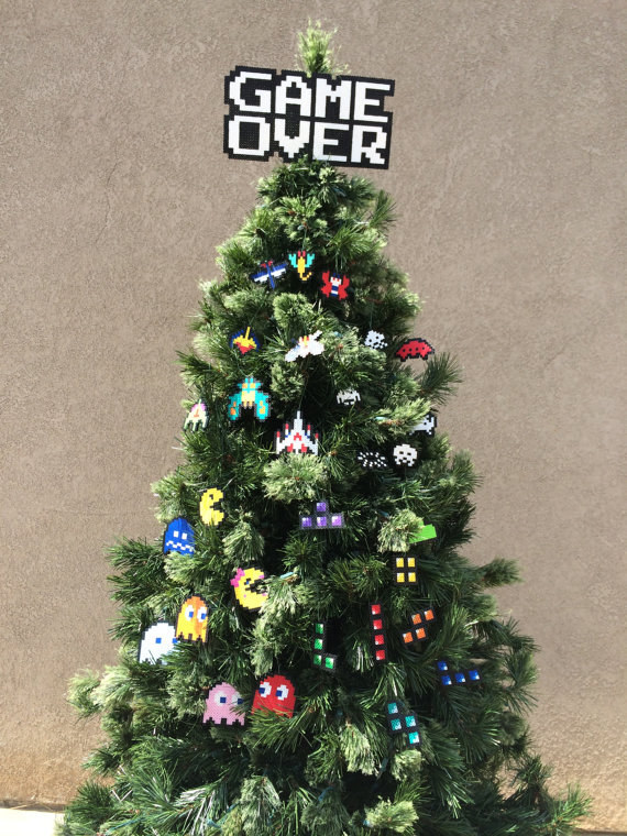 45 awesome christmas ornaments every game lover needs