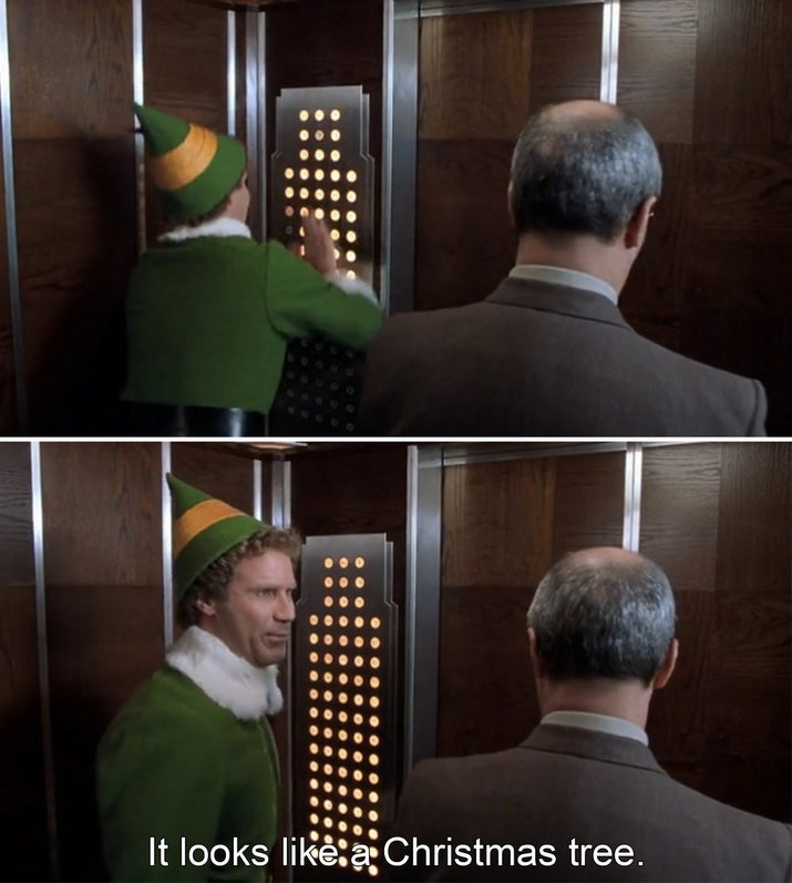 Reason To Use It Today:You should do this when you're the only one in an elevator and someone comes in at the last second to ruin that alone time.