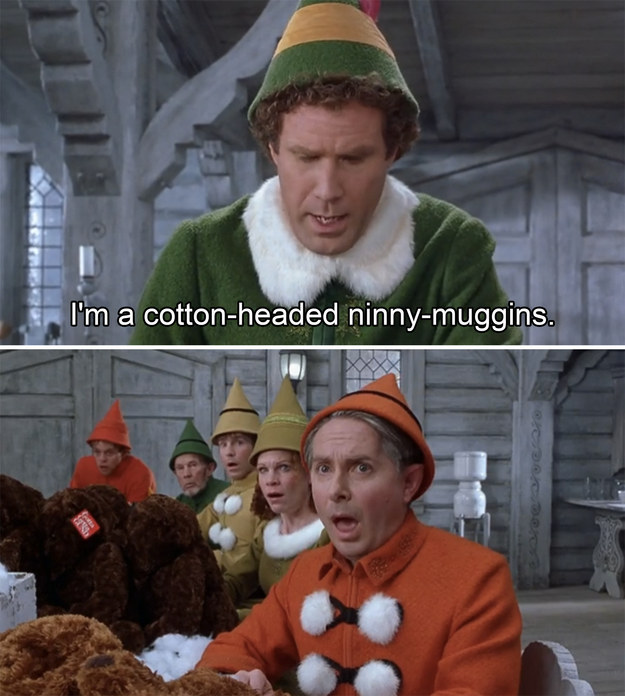 """Funny Quotes From Movies: 34 """"Elf"""" Quotes That Never Get Old"""