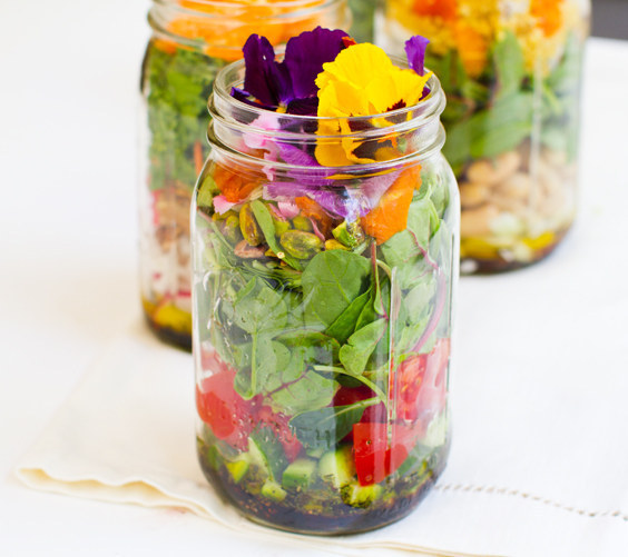 Green Garden Vegan Salad