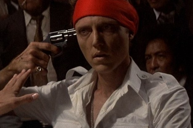 Christopher Walken Russian Roulette