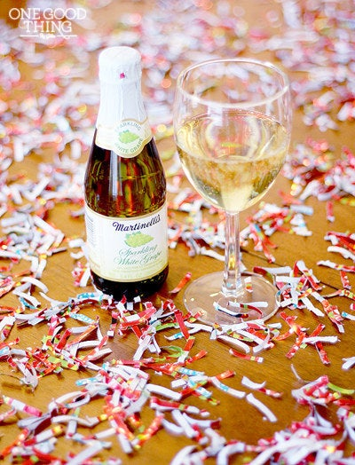 Use a paper shredder to make festive confetti for your next party. That shit will get everywhere but it will look festive, that's for damn sure.