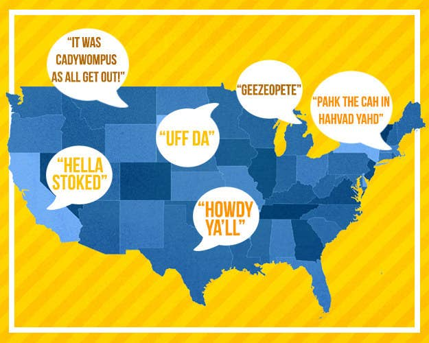 Can You Guess The U.S. Accent?