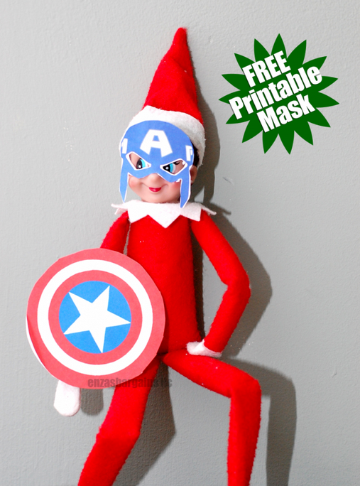 image relating to Elf on the Shelf Printable named 18 Printables In direction of Very seriously Up Your Elf Upon The Shelf Recreation