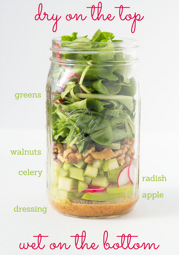 18 Mason Jar Salads That Make Perfect Healthy Lunches