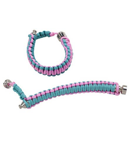 This is what a real friendship bracelet looks like. Get it here for $19.