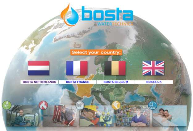 A Bosta Water Technics , na Holanda.