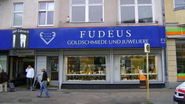 A joalheria Fudeus , em Berlim.