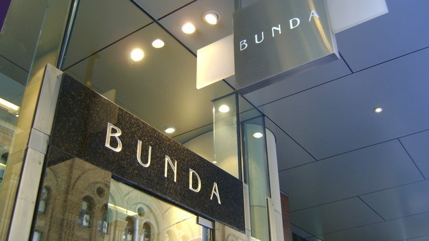 A joalheria australiana Bunda .