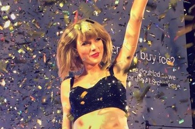 15 Things That Happen When You Ring In The New Year With Taylor Swift