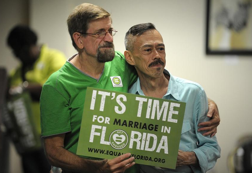 """Federal Judge In Florida Says """"Constitution Requires"""" Same-Sex Marriages Beginning Jan. 6"""