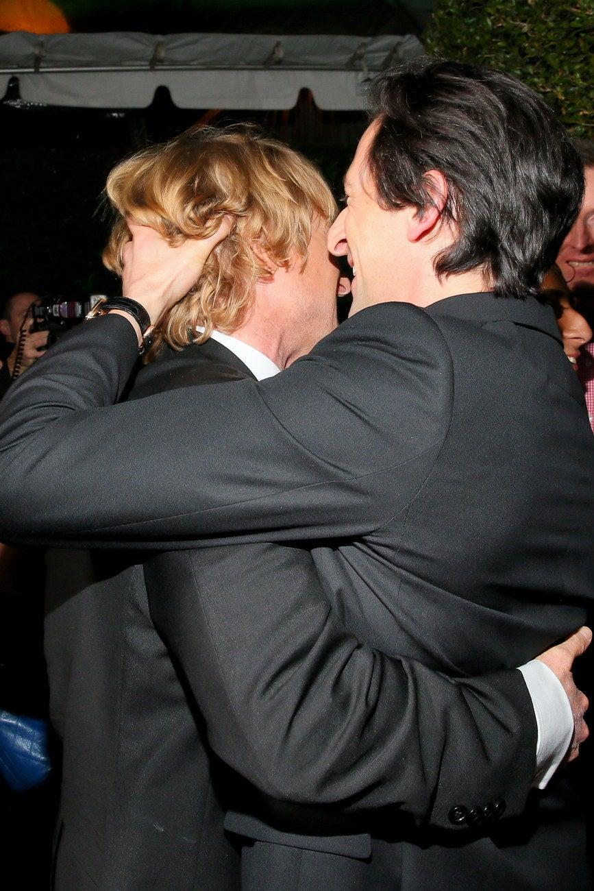 Owen Wilson et Adrien Brody