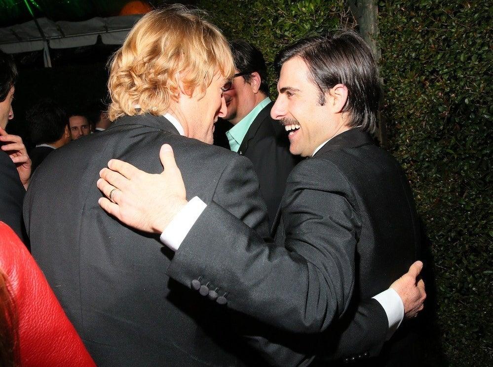 Owen Wilson et Jason Schwartzman