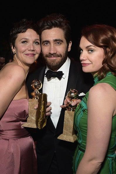 Maggie et Jake Gyllenhaal, Ruth Wilson
