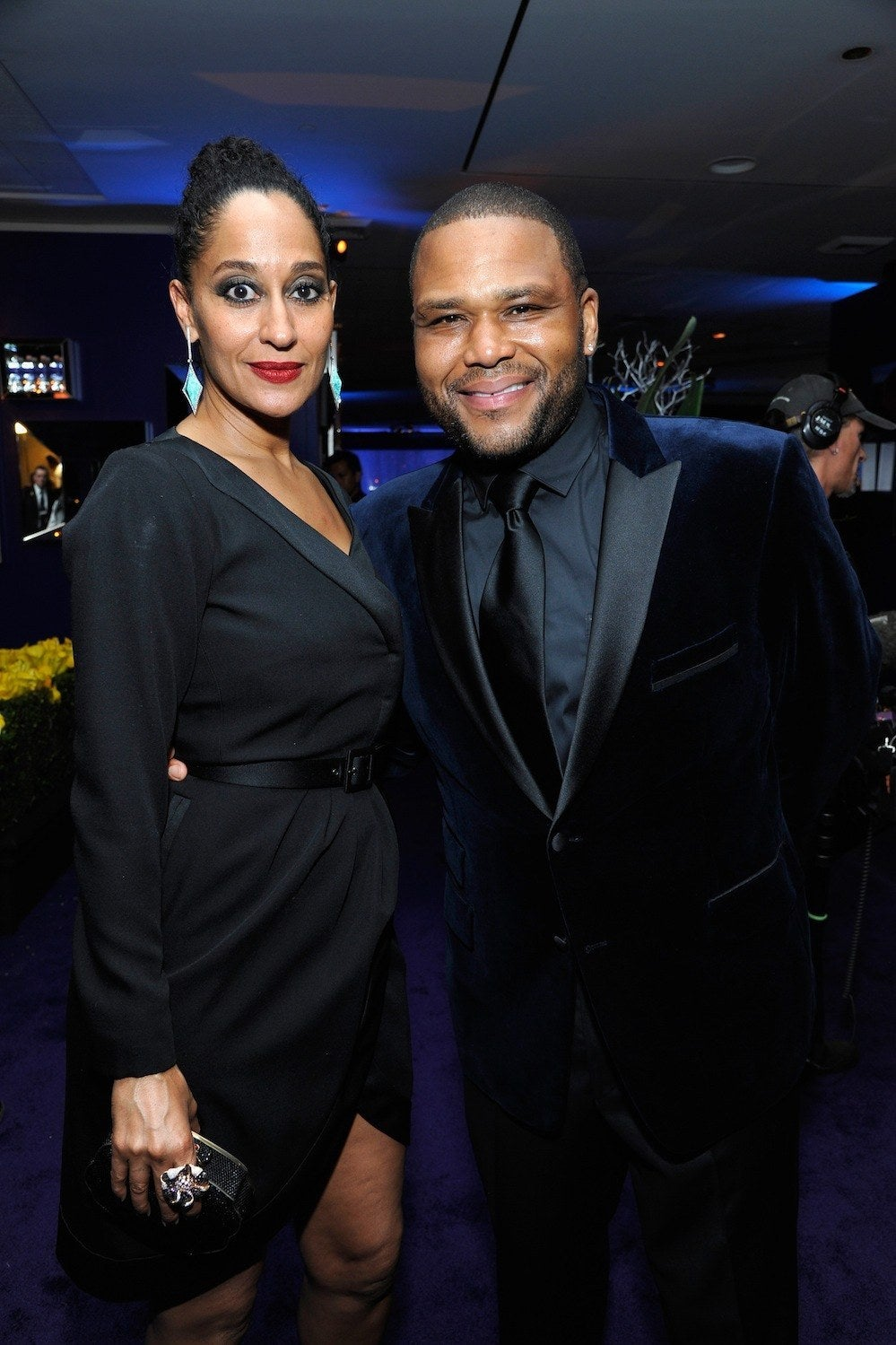 Tracee Ellis Ross et Anthony Anderson