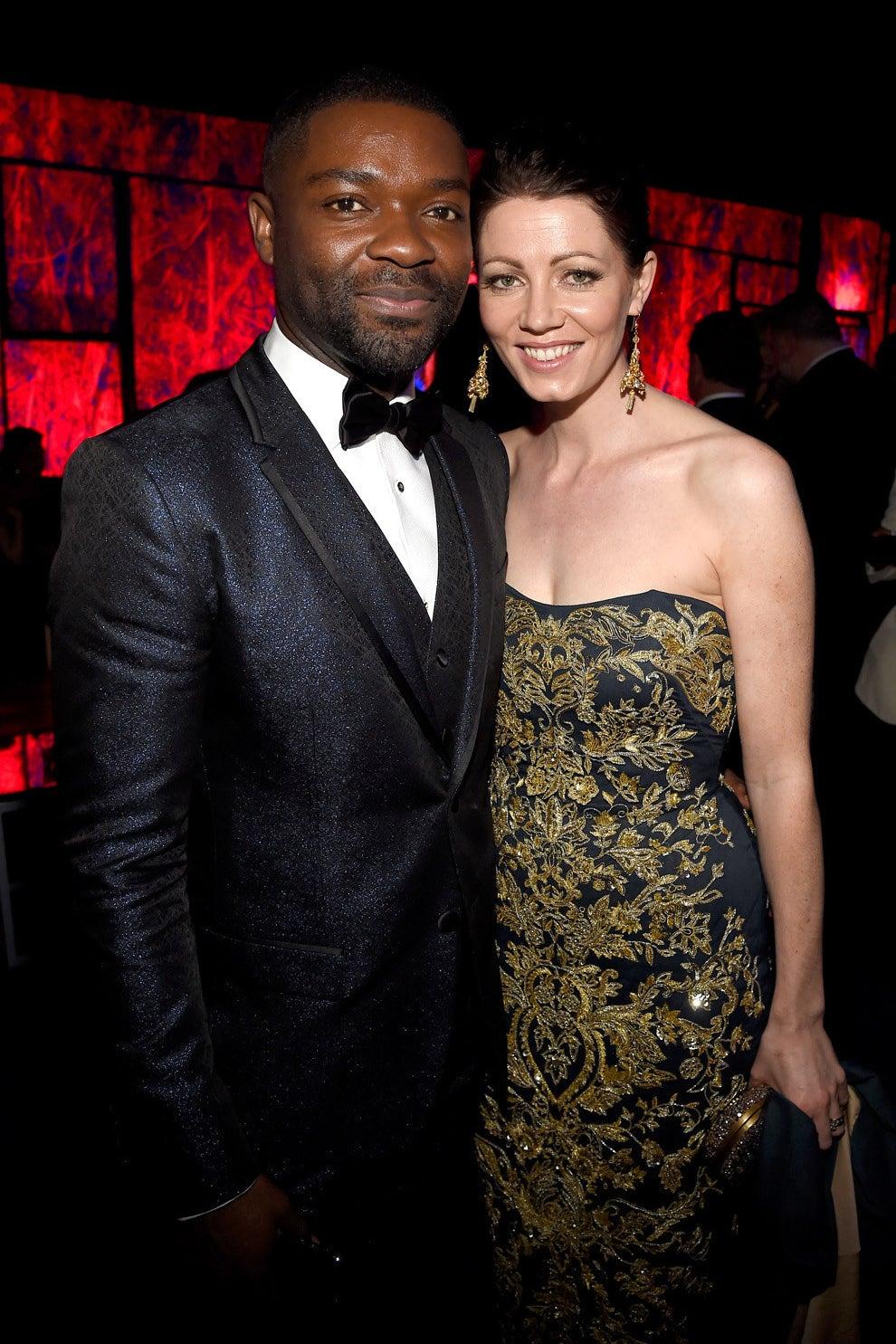 Jessica et David Oyelowo