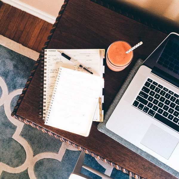 Avoid blogger burnout.