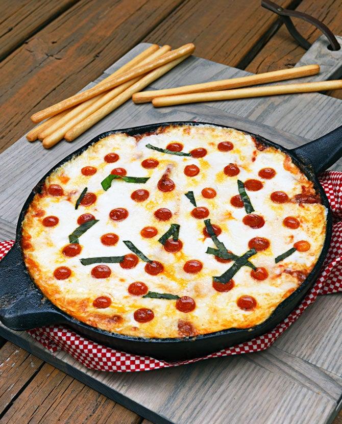 Aprende a cocinarlo como pizza aquí.