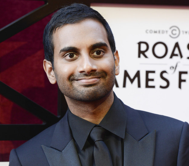 aziz ansari watch