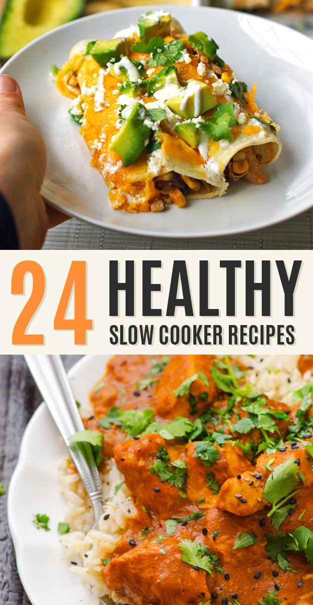 24 Healthy And Delicious Things You Can Make In A Slow Cooker