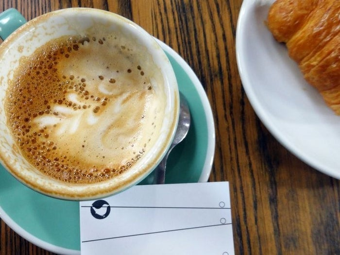 """Run by """"a Kiwi expat trying to fall in love with London every day"""", Runaway Kiwi knows all the best coffee spots, with super-pinnable original photography too. Follow on Pinterest here."""