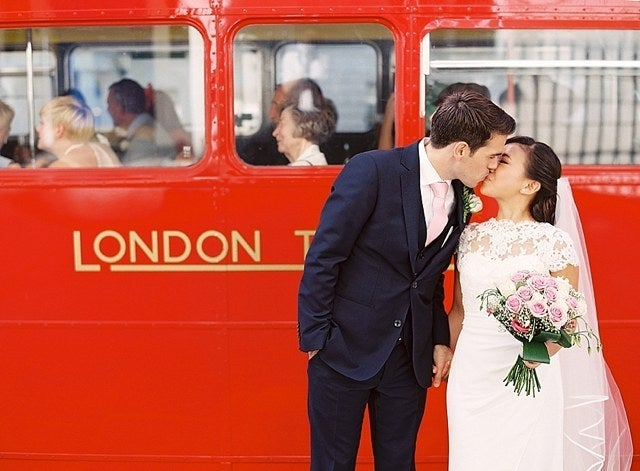 Terribly stylish London weddings, and endless ideas for hair, decor, food and drink, and DIYs!Follow on Pinterest here.