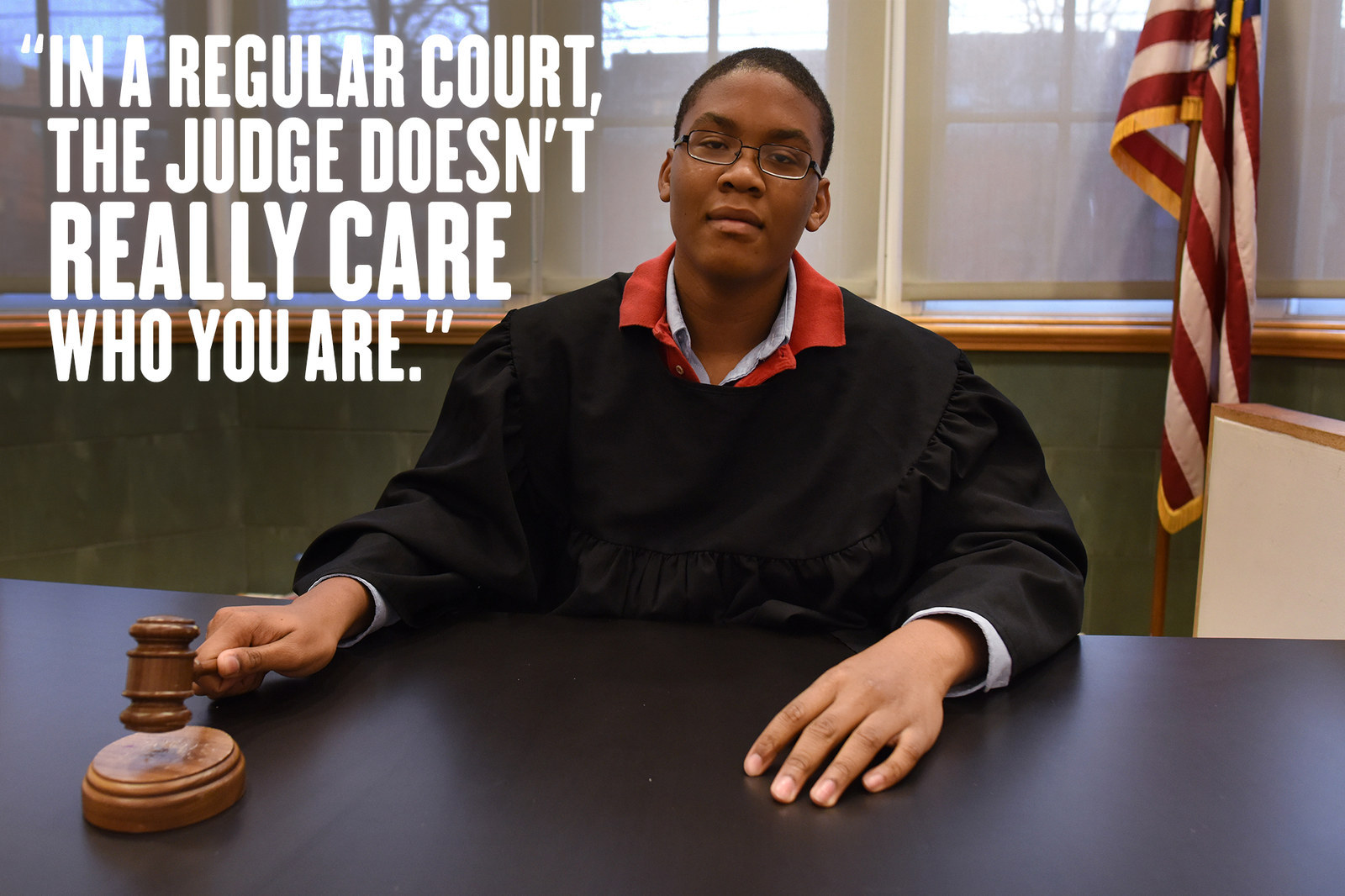 Teen court strives to