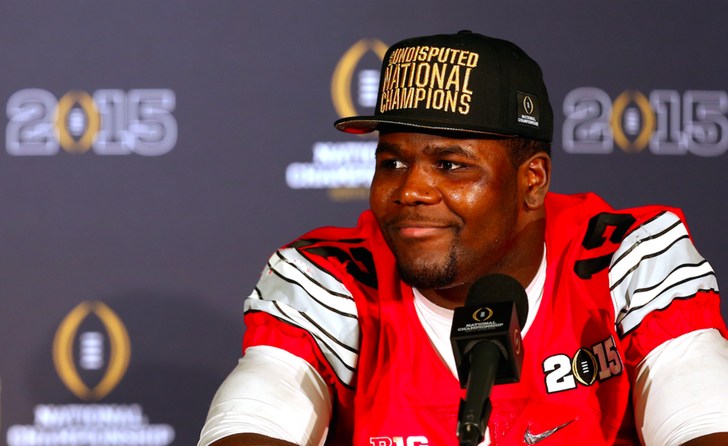 Cardale Jones Will Return To Ohio State University For His Junior Year